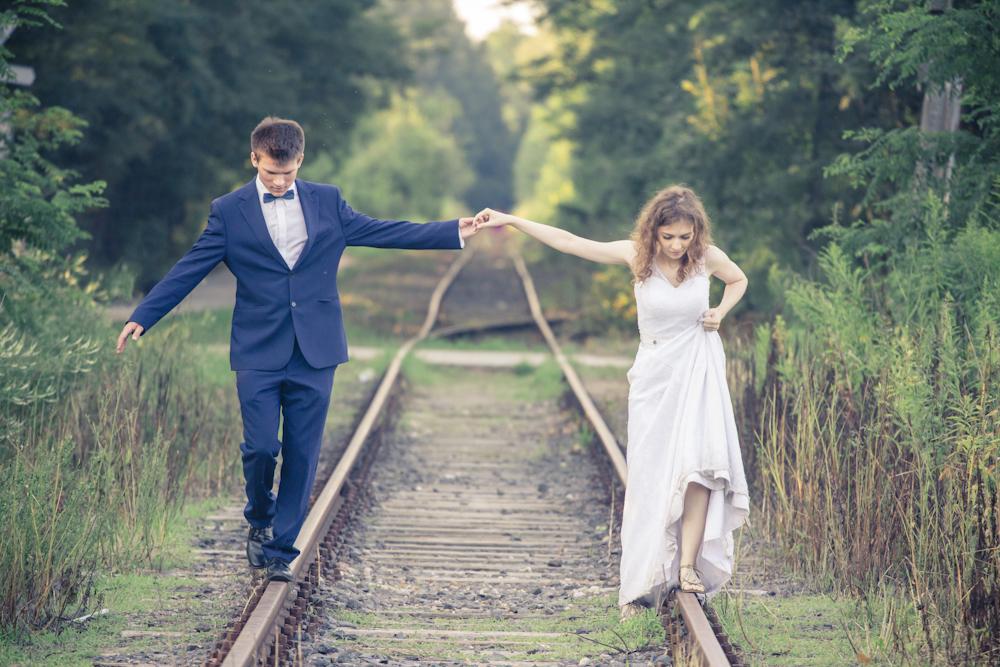 fotograf plener ślub Nowogród Bobrzański 3