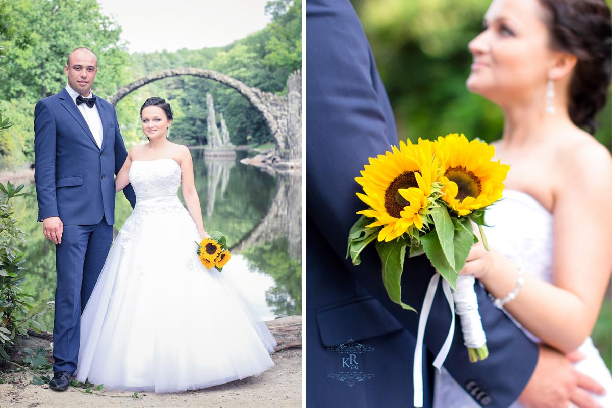 6plener kromlau ślub