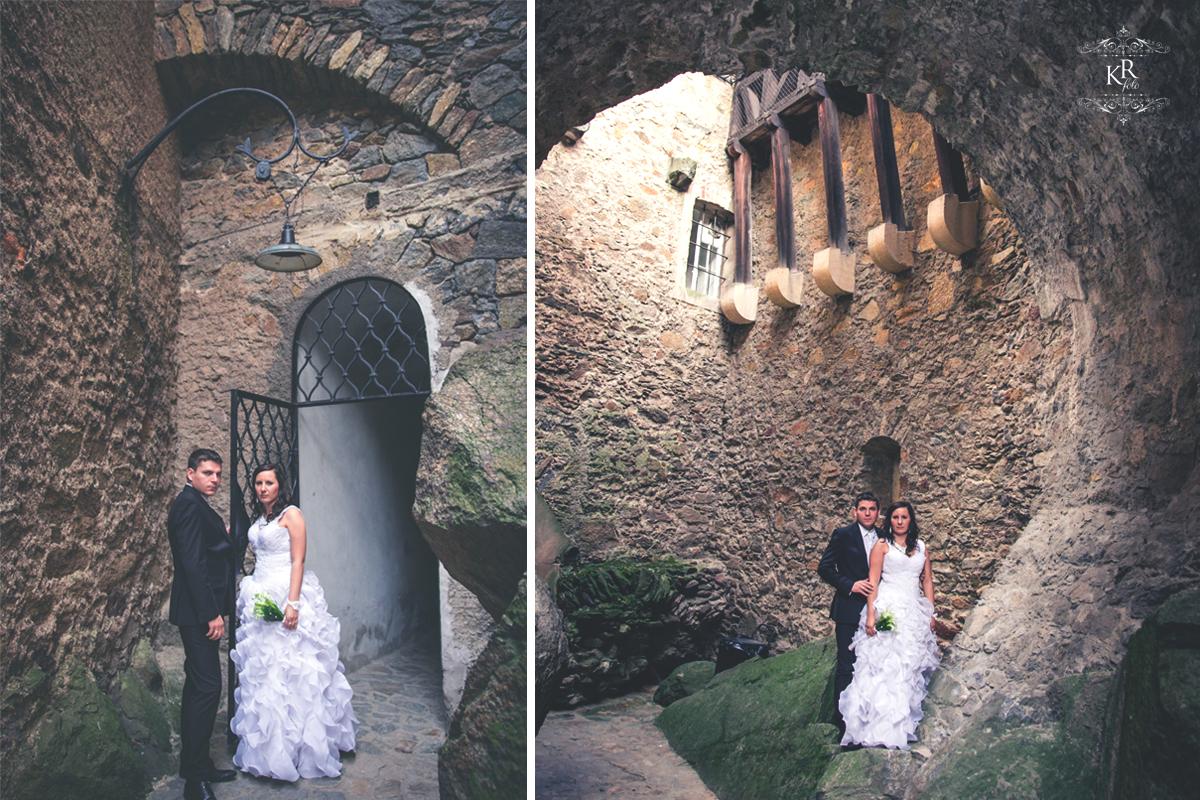 33 plener ślubny - Zamek Czocha