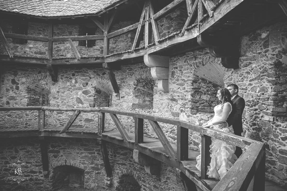38 plener ślubny - Zamek Czocha