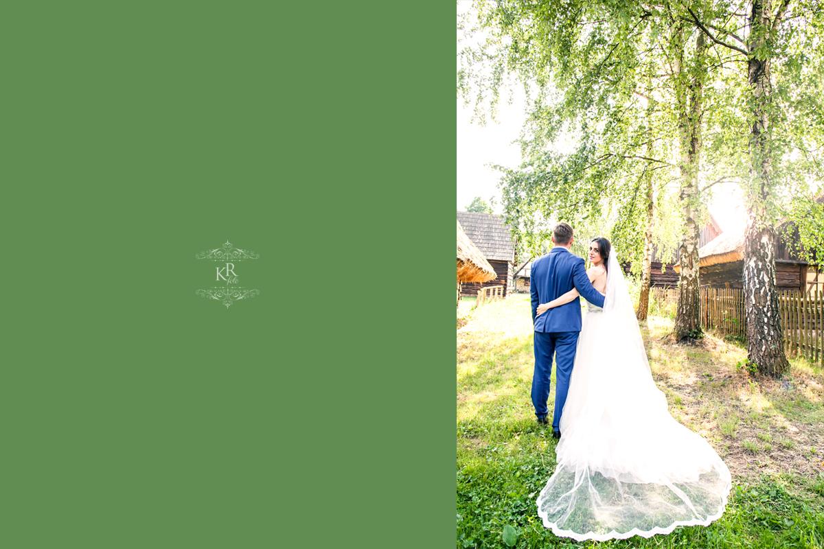 3 plener ślubny - Zielona Góra