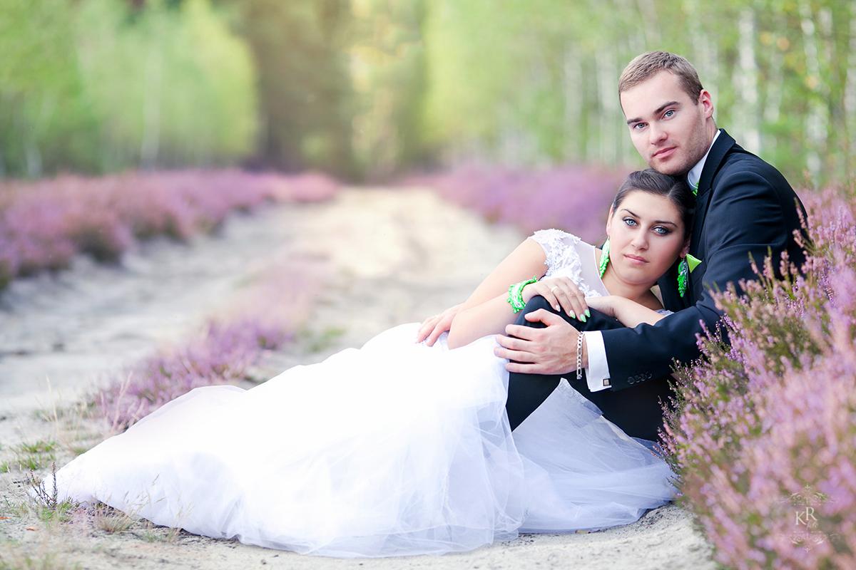 fotograf ślubny - Zielona Góraz
