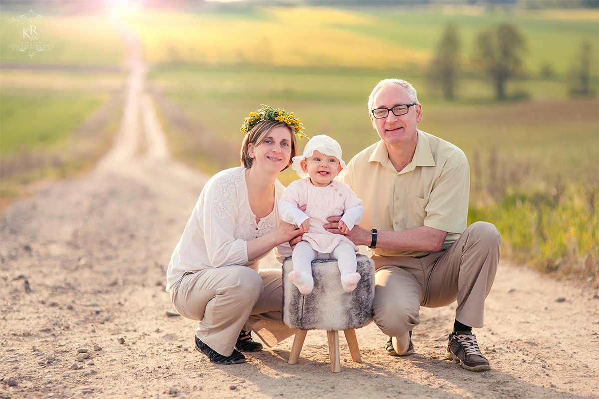 sesja rodzinna - Świebodzin