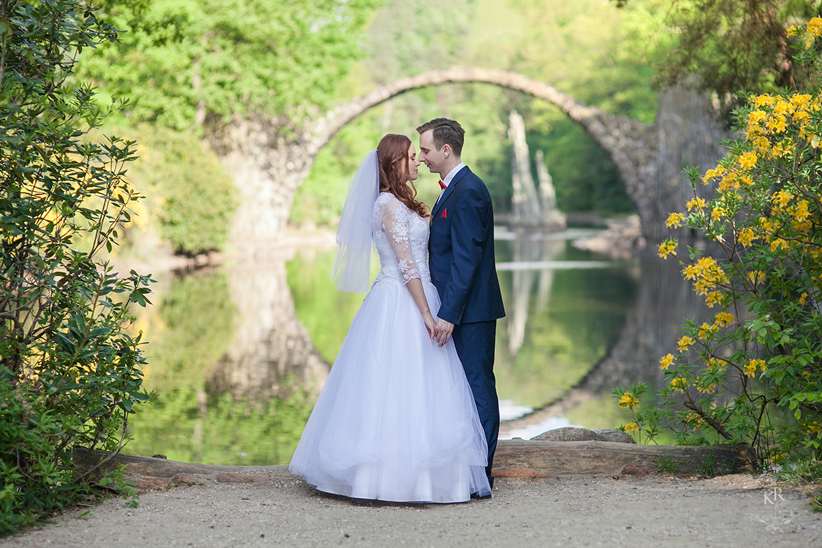 fotograf ślubny - Zielona Góra